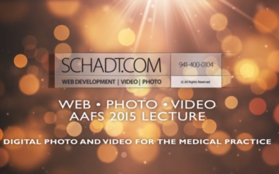 FFAS 2015 Recorded Lecture – Photo and Video For The Medical Practice