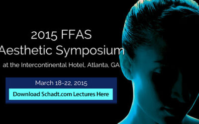 FFAS – Foundation For Facial Aesthetic Surgery – Lecture Schedule and Download Info