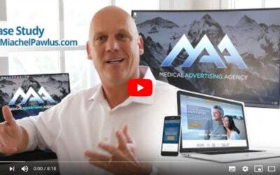 DrMiachelPawlus.com – Video Case Study